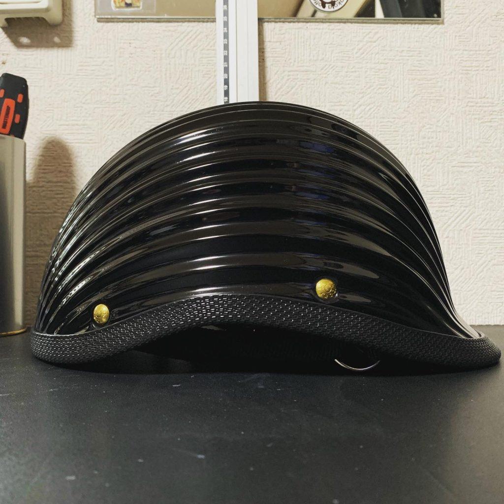 TT&CO リブリブジョッキー ハーフヘルメット